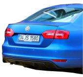 Volkswagen Jetta 2010 2014 R Model Arka Tampon...