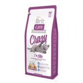 Brit Care Crazy Tavuklu Yavru Kedi Maması 2 Kg