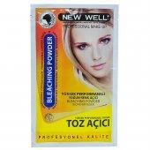 New Well Saç Açıcı Toz Saç Renk Açıcı 50ml