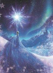 4-480 Komar Frozen Snow Queen Çocuk Duvar Kağıdı-2