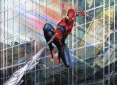 4-439 Komar SpiderMan Rush Çocuk Duvar Kağıdı