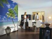 Komar 4-883 Kumsal Deniz Poster Duvar Kağıdı-2