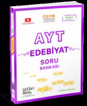 345 Yayınları Ayt Edebiyat Soru Bankası
