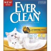 Yaru Kediler İçin Patilere Yapışmayan Ever Clean Kedi Kumu 10lt