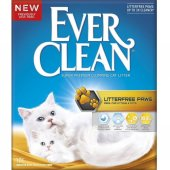 Ever Clean Less Trail Patilere Yapışmayan Kedi Kumu 10 Lt