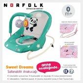 Norfolk Sweet Dreams Oyuncaklı Ev Tipi Ana Kucağı Ana Dizi - T&UumlM RENKLER-2