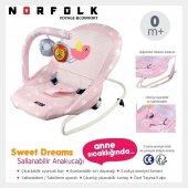Norfolk Sweet Dreams Oyuncaklı Ev Tipi Ana Kucağı Ana Dizi - T&UumlM RENKLER-5