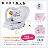 Norfolk Sweet Dreams Oyuncaklı Ev Tipi Ana Kucağı Ana Dizi - TÜM RENKLER-3