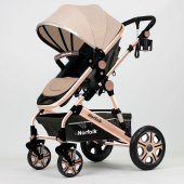 Norfolk Baby Voyage Comfort Air Luxury &Ccedilift Y&oumlnl&uuml Bebek Arabası