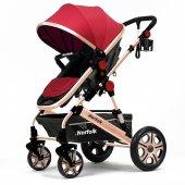 Norfolk Baby Voyage Comfort Air Luxury Çift Yönlü Bebek Arabası-6