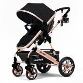 Norfolk Baby Voyage Comfort Air Luxury Çift Yönlü Bebek Arabası-5
