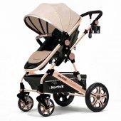 Norfolk Baby Voyage Comfort Air Luxury Çift Yönlü Bebek Arabası-2