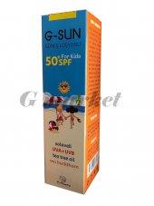 G Sun Kids (Çocuk) Spf50 Yüz Ve Vücut Losyonu 100ml