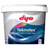 Dyo Teknotex Teflonlu Dış Cephe Boyası 15 Lt