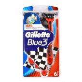 Gillette Blue3 Pride Kullan At Tıraş Bıçağı 6 Lı...