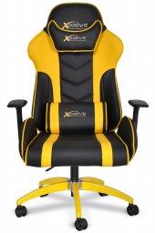 xDrive ATAK Profesyonel Oyuncu Koltuğu Sarı/Siyah-2
