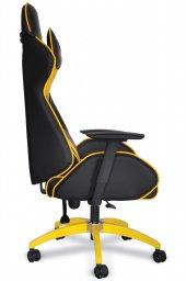 xDrive ATAK Profesyonel Oyuncu Koltuğu Sarı/Siyah-3
