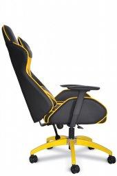 xDrive ATAK Profesyonel Oyuncu Koltuğu Sarı/Siyah-4