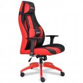 xDrive 1453 Profesyonel Oyuncu Koltuğu Kırmızı/Siyah-3