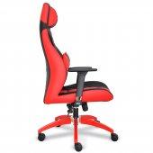 xDrive 1453 Profesyonel Oyuncu Koltuğu Kırmızı/Siyah-4