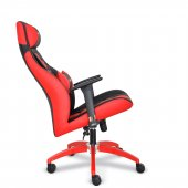 xDrive 1453 Profesyonel Oyuncu Koltuğu Kırmızı/Siyah-5
