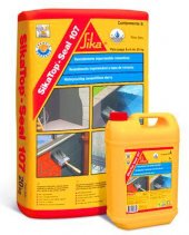 Sikatop-Seal 107 Elastik Çimento Esaslı Su Ve Nem Yalıtım Malzeme