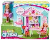 Barbie DWJ50 Club Chelsea Oyun Seti