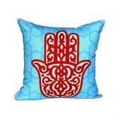 Cushion Design Ottoman Fatimanın Eli Yastık Kılıfı