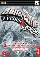 Pc Roller Coaster Tycoon 3 Platınıum