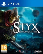 PS4 STYX: SHARDS OF DARKNESS