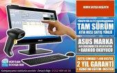 Barkodlu Satış Programı + Asus Dokunmatik Pc +...