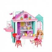 Barbie Chelseanin İki Katlı Evi