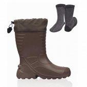 812 Lemigo Yukon Eva Konçlu Çizme No 48