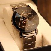 Sade ve Şık Tasarımlı Erkek Kol Saati Bileklik Hediye Saat YDN143