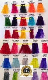 Jeans Color - Su Bazlı Amonyaksız BOYA 250 ML DELİ MAVİ-2