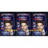 Schwarzkopf Men Perfect Erkek Saç Boyası 60 Kahve 3 Adet