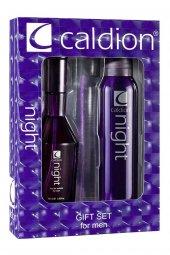 Caldion Erkek Parfüm Night 100ml + Deodorant 150 Ml.