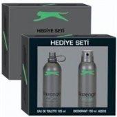 Slazenger Active Sport Yeşil Erkek Parfüm Seti-4