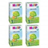 Hipp 1 Organik Bebek Mama 300gr 4lü