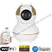 Ae 360 Full Hd Wifi Ip Bebek Güvenlik Kamerası...