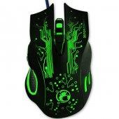 iMICE X9 Gaming Mouse 2400 DPI Işıklı Kablolu Oyuncu Mouse