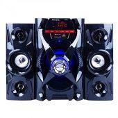 Music D.j 860b Kablosuz 2+1 Usb Sd Bluetoothlu...