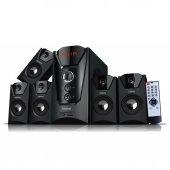 Forland Bluetoothlu 5+1 Dijital Ekran Radyolu Usb ...