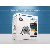 Hadron Hd2021 Büyük Boy Usb Fan Vantilatör...