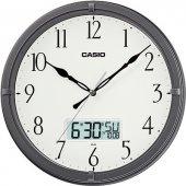 Casio Duvar Saati Ic 01 8df 2 Yıl Garanti +...