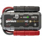 Noco Genius Gb70 12v 2000amp Ultrasafe Lityum Akü Takviye + Power