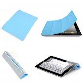 iPad Pro 9.7 Kılıf Smart Stand ve Uyku Modlu Kırılmaz Cam-4