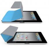 iPad Pro 9.7 Kılıf Smart Stand ve Uyku Modlu Kırılmaz Cam-5
