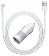 Gogo Dynamo İphone 5 / 6 / 7 Uyumlu Araç Şarjı Kablo Seti