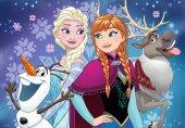 Ravensburger 2x24 Parça Frozen Kuzey Işıkları Çocuk Puzzle-3